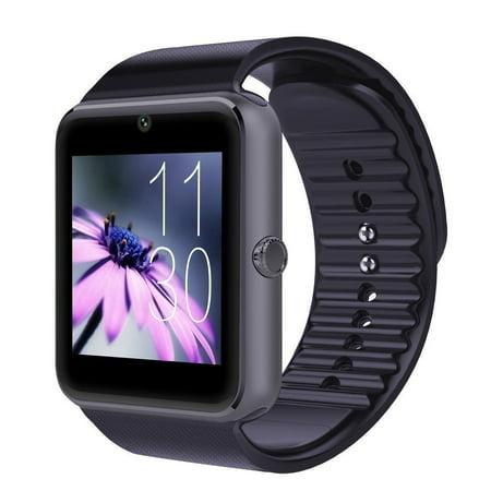 335b56164 vistashops - Bluetooth Smart Watch Phone Wrist Watch For Android And IOS -  Walmart.com