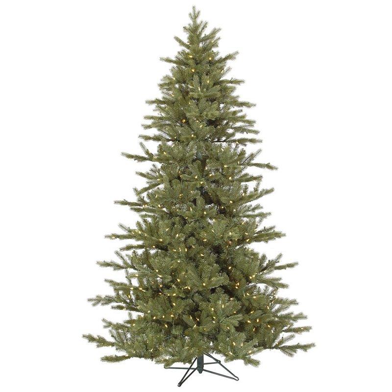 Vickerman Austrian Fir Pre-Lit LED Christmas Tree