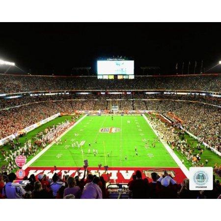 Sun Life Stadium University of Alabama Crimson Tide 2013 BCS National Champions Photo Print (Halloween Sun Life Stadium)