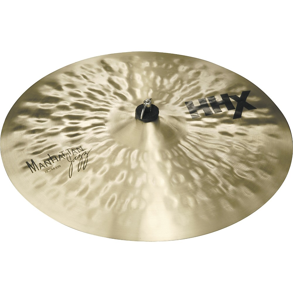 Sabian HHX Manhattan Jazz Crash Cymbal 18 in.