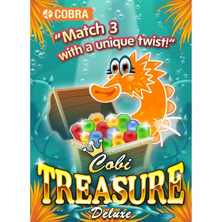 Cobi Treasure Deluxe (PC)(Digital Download)