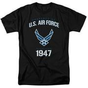 Air Force Property Of Mens Short Sleeve Shirt