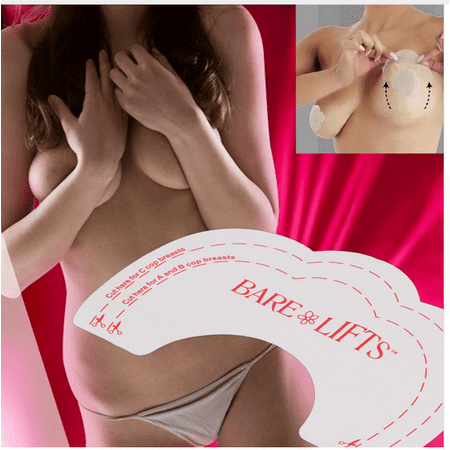 9bd6004a390 HURRISE - HURRISE Invisible Breast Push Up Lift Instant Enhancer Adhesive  Nipple Cover Pad Bra Support Tape