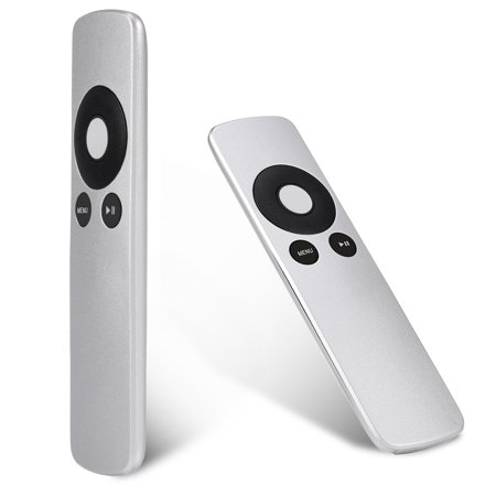 WALFRONT Durable Replacement Remote Control Controller For Apple TV1 Apple TV2 Apple TV3 Silver , Remote Controller For Apple TV, Remote Control - image 4 of 8