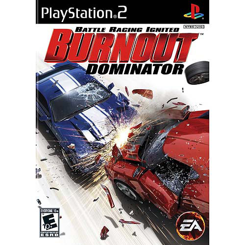 Burnout Dominator PlayStation 2 by Electronic Arts
