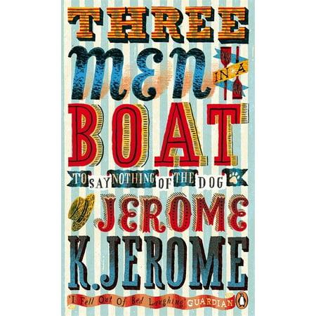Penguin Boat - Penguin Essentials Three Men in a Boat