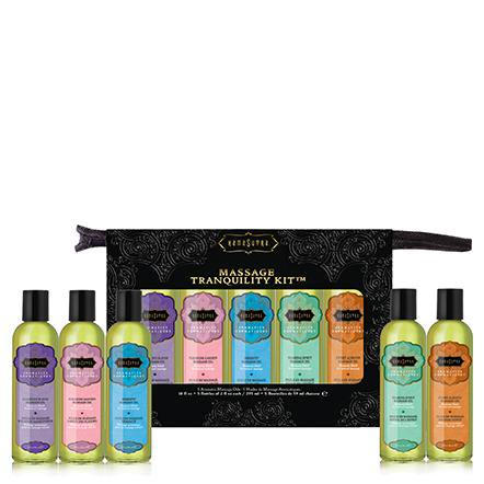 Kama Sutra Massage Tranquility Kit (Kama Sutra Massage Oil Of Love)