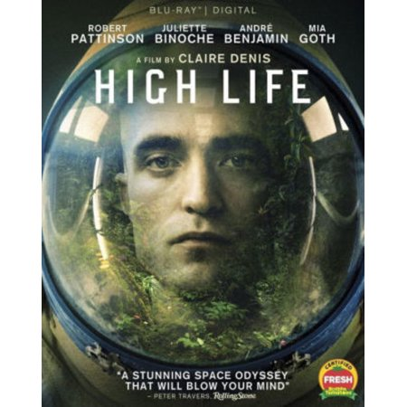 High Life (Blu-ray) (Best Years Of Our Lives Blu Ray)