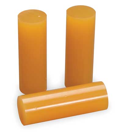 3M 3738 AE Hot Melt Adhesive, Tan, 0.45 x 12 In, PK154