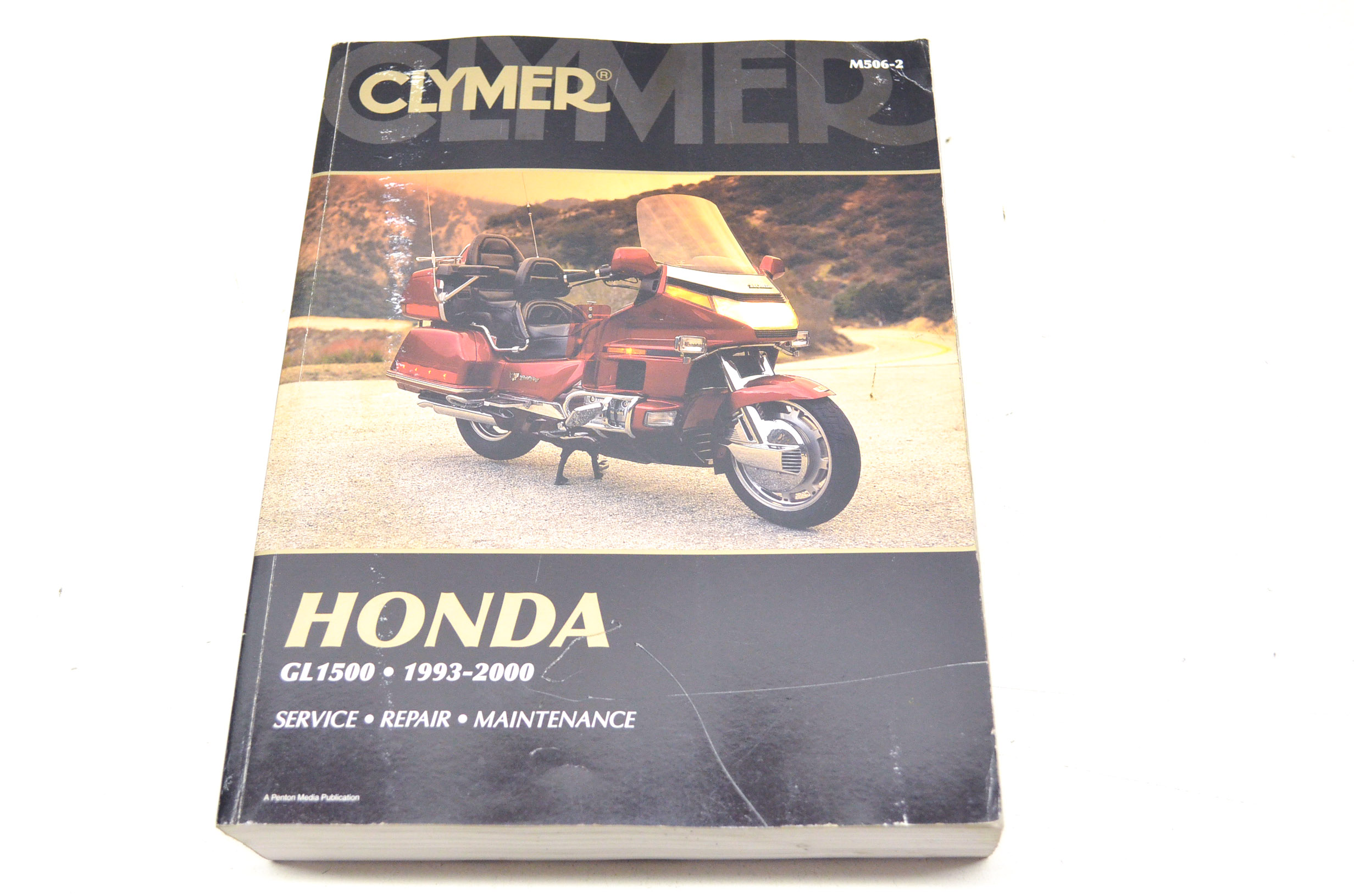 Clymer M506-2 Honda GL1500 93-00 Service Repair & Maintenance Manual QTY 1  - Walmart.com
