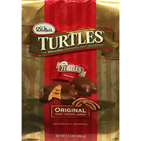 Demet's Original Turtles, 17.5 (Turtle Chocolate Candy)