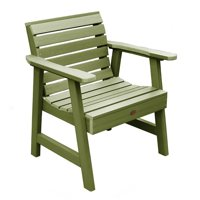 Eco-Friendly Recycled Plastic Weatherly Garden Chair
