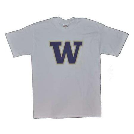 Washington Huskies T-shirt - W - White
