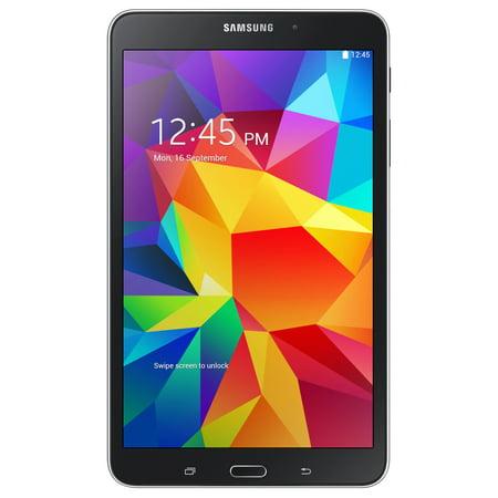 Samsung Galaxy Tab 4 8 0 T337V 16GB Unlocked Verizon Tablet w/ 3 15MP  Camera - Black (Refurbished)