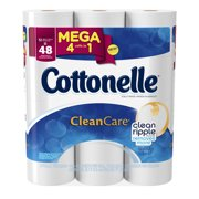Clean Care* Mega Roll Toilet Paper