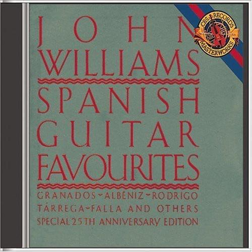 John Williams - Spanish Guitar Favorites [CD]