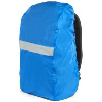 Waterproof Backpack Rain Cover Knapsack Water Protector With Safety Reflective Strip Compact Carrying Bag Included Great for Biking Hiking Camping Traveling