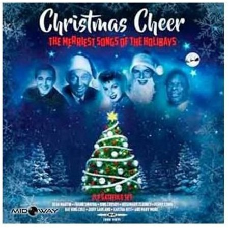 Christmas Cheer: Merriest Songs Of The Holidays / Various (Vinyl)](Top 20 Halloween Songs Of All Time)