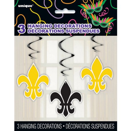 Mardi Gras Decorating (26