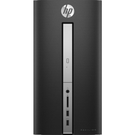 Hp Pavilion 570 P030 Desktop Pc With Intel Core I7 7700 Processor  12Gb Memory  1Tb Hard Drive And Windows 10 Home  Monitor Not Included