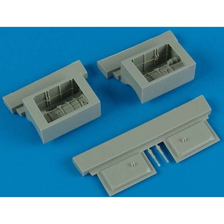 1/48 F4E/F Auxiliary Air Intake For HSG (Resin)