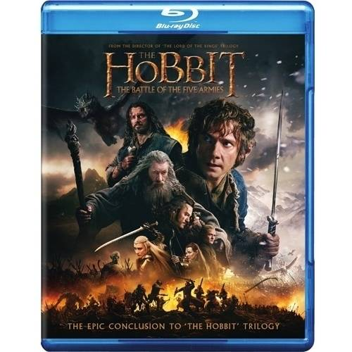 The Hobbit: The Battle Of The Five Armies (Blu-ray   Digital HD)