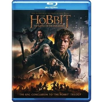 Hobbit: Battle of the Five Armies on Blu-ray