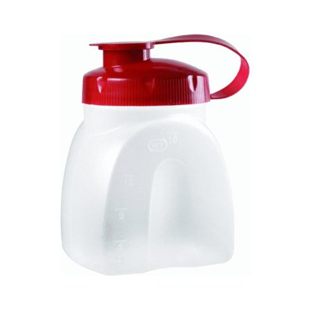 Servin Saver - Rubbermaid MixerMate Servin' Saver 1 Pint Bottle