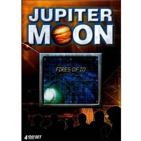 Jupiter Moon  Fire Of Io