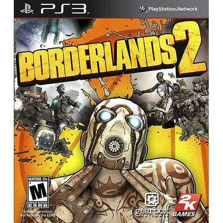 Borderlands 2, 2K, PlayStation 3, 710425471025
