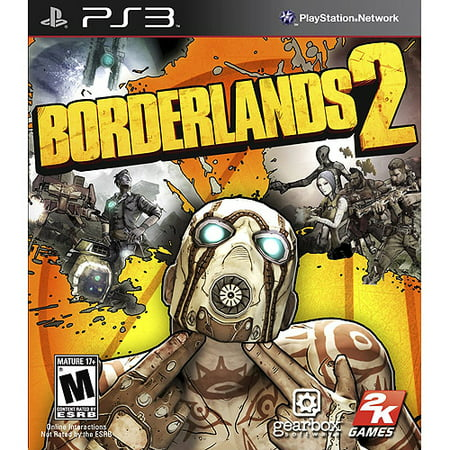 Borderlands 2, 2K, PlayStation 3, 710425471025 (Borderlands 2 Halloween)