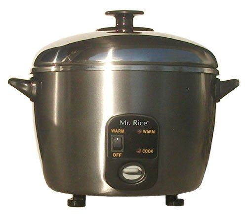 SC-887: 6 Cups Stainless Steel Cooker & Steamer SC-887: 6 Cups Stainless Steel Cooker & Steamer