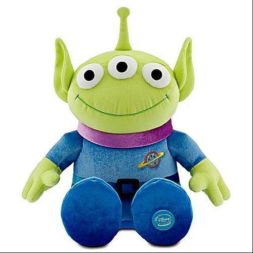 "Disney Toy Story Alien Exclusive 14"" Plush by"
