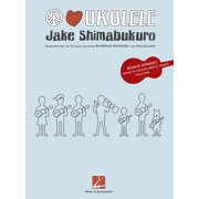 Jake Shimabukuro - Peace Love Ukulele (Songbook) - eBook