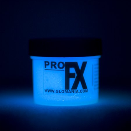 ProFX GID BLUE Glow in the Dark Acrylic Paint-1oz - Glow In The Dark Body Paint Ideas