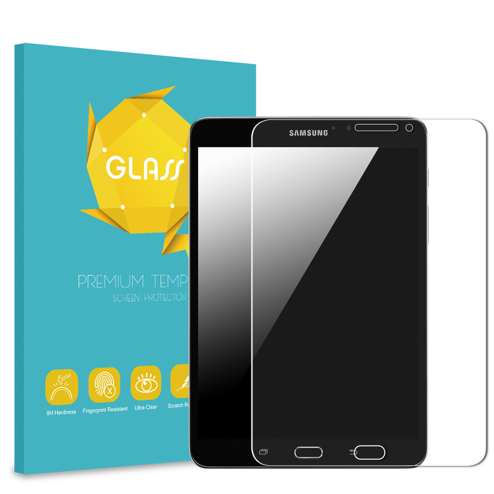 HD 9H Tempered Glass Screen Protector for Samsung Galaxy Tab A 8.0 SM-T380//T385