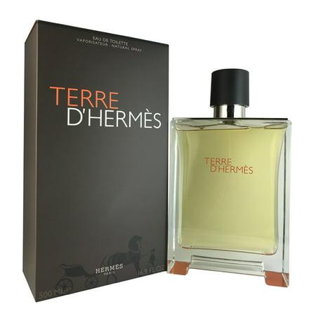 Hermes Terre D\' Hermes Men 16.9 oz EDT Sp Hermes Terre D' Hermes Men 16.9 oz EDT Sp