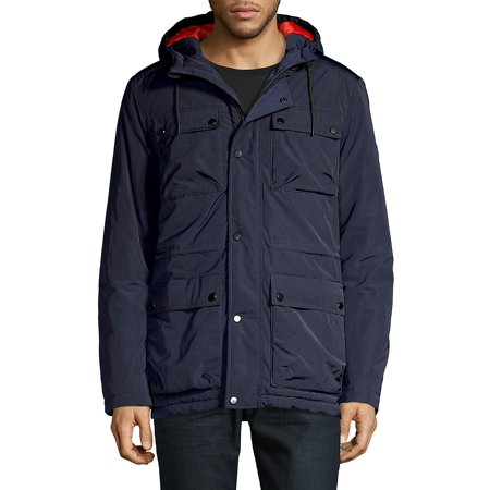 Hooded Military Jacket (John Lennon Military Jacket)