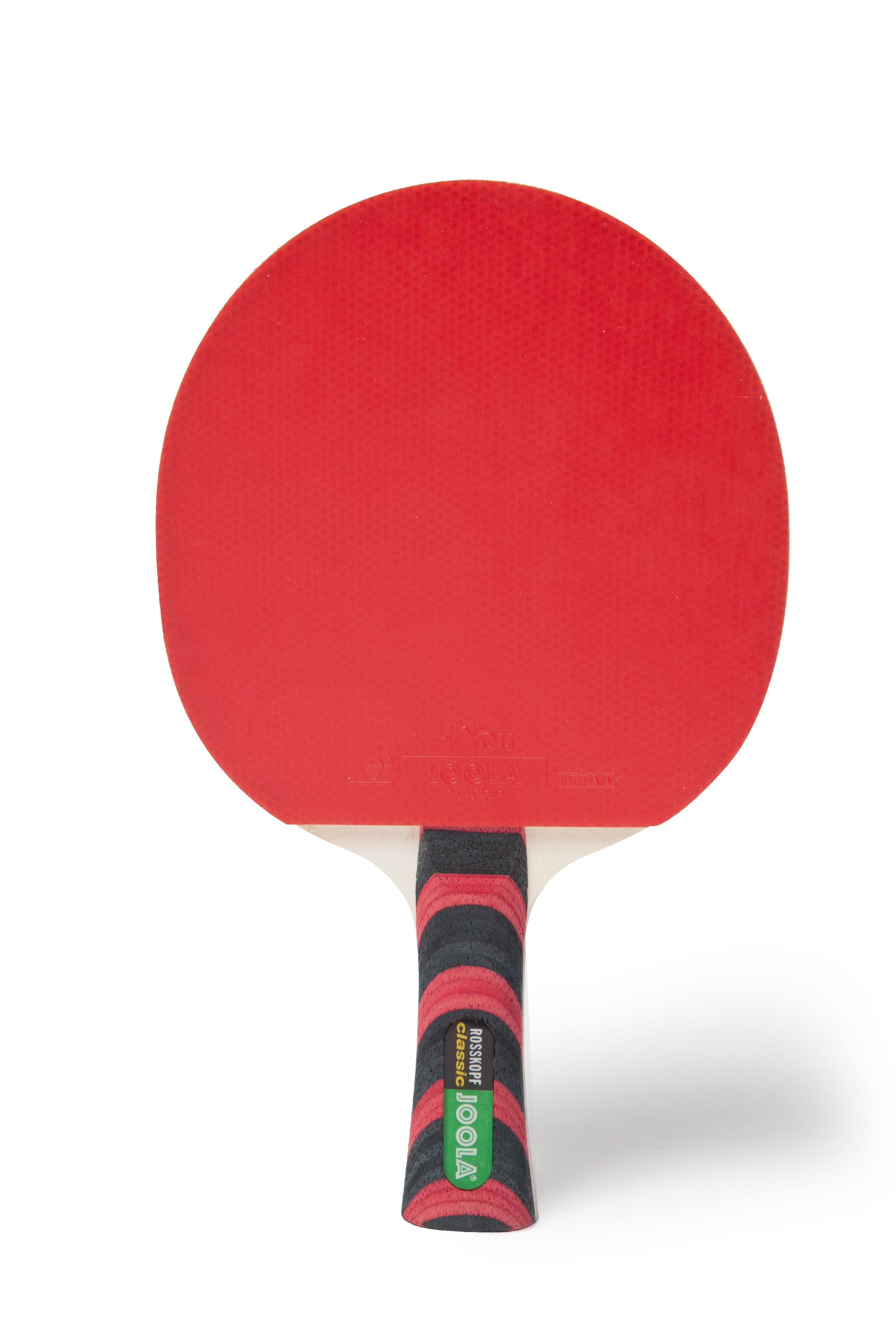 Joola Rosskopf Classic Recreational Table Tennis Racket Walmart Com
