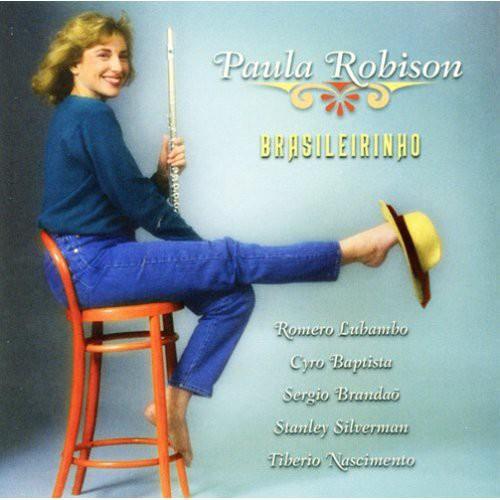 Paula Robison - Brasileirinho [CD]