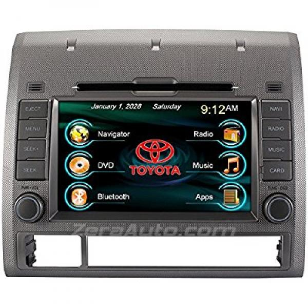 tacoma iphone repair 2005 2012 toyota tacoma in dash gps navigation stereo dvd 3287