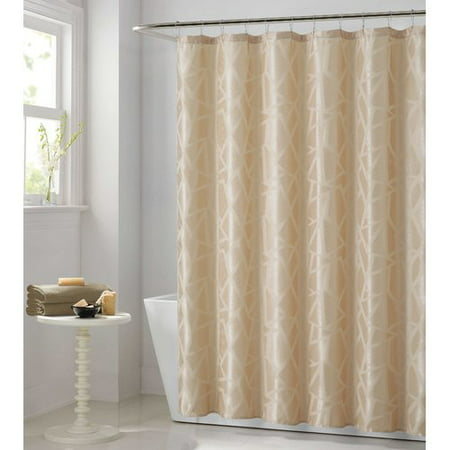 UPC 735732068959 Product Image For Victoria Classics Woven 13 Piece Glass Shower Curtain Set