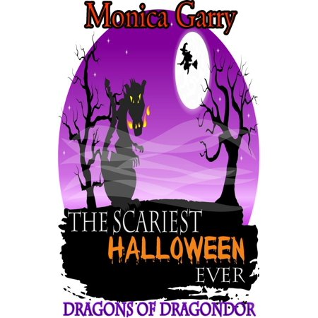 The Scariest Halloween Ever - eBook