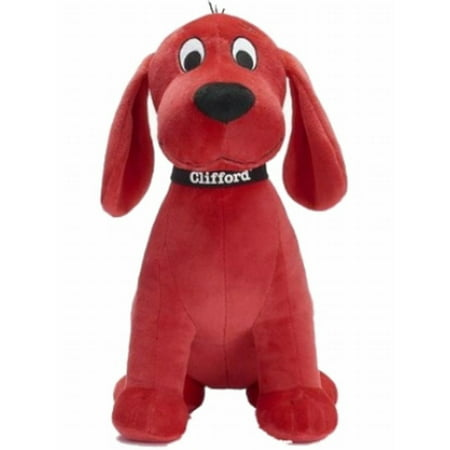 Kohls Cares Clifford The Big Red Dog Stuffed Animal Plush Puppy Pal