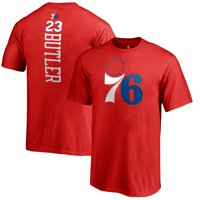 32b387ed Product Image Jimmy Butler Philadelphia 76ers Fanatics Branded Youth Backer  T-Shirt - Red