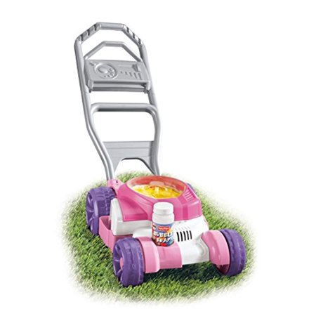 CGM04 Fisher-Price Bubble Mower, Pink - Pink Bubbles