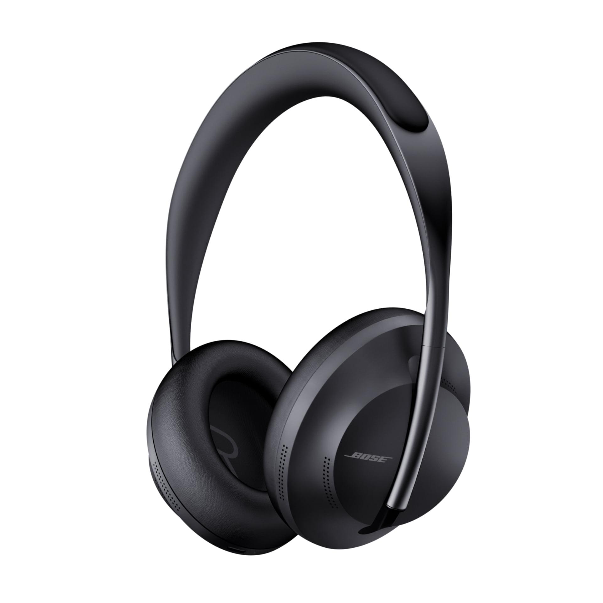 Bose Noise Cancelling Wireless Headphones 700 Black Walmart Com Walmart Com