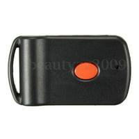 HERCHR Portable 1 Button Garage Door Wireless Remote Control Transmitter 315MHZ Gate Opener, Gate Remote,Garage Door Remote