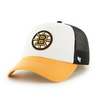 Men's 47 Brand Mckinley Boston Bruins Fitted Hat