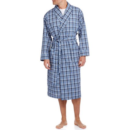 Hanes Men's Woven Shawl Robe - Pageant Robes